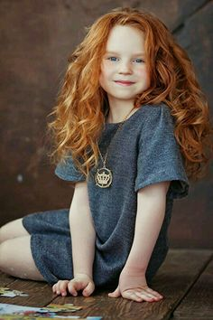40 Super Ideas for hair curly kids curls Beautiful Red Hair, Beautiful Redhead, Beautiful Beautiful, Beautiful People, Trendy Hairstyles, Girl Hairstyles, Curly Kids, Ginger Girls, Redhead Girl