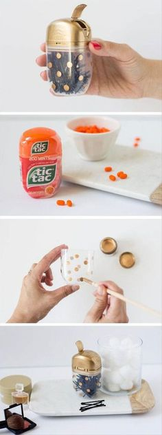 23 Life Hacks Every Girl Should Know! These are really helpful life hacks every girl should know! These can be useful during beauty emergencies and great tips to organize all girls' stuff! Lots of amazing tips you can try from organizing to transforming! Diy Hacks, Easy Life Hacks, Cool Hacks, Cleaning Hacks, Fun Crafts, Diy And Crafts, Dance Crafts, Upcycled Crafts, Rangement Makeup