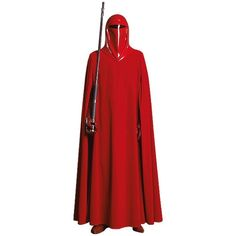 Alter Ego Comics is pleased to offer the Imperial Guard Supreme Edition Costume. The Imperial Guard, Emperor Palpatine's hand picked bodyguards, is one of the most recognizable characters in the Star Wars universe. This outstanding costume comes with a super deluxe cloak, robe, cummerbund, gloves and collector's edition helmet. Available in adult sizes Standard and XL.