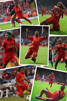 Raheem Sterling Liverpool Football Club, Liverpool Fc, Raheem Sterling, Champions League, Red, Rouge