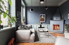 Ces intérieurs à la scandinave sont vraiment trop beaux ! Le charme de la pureté et de la simplicité...