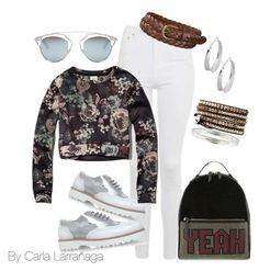 """""""URBAN"""" by carla1509 on Polyvore featuring moda, Topshop, Hogan, Abercrombie & Fitch, Uniqlo, Les Petits Joueurs, Tiffany & Co. y Christian Dior"""