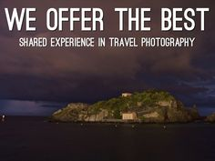 We offer the best shared experience in travel photography!