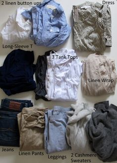 Love the style in this list- I've never owned a pair of denim leggings before but would consider it just for traveling.