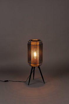 Archer Floor Lamp Medium – Foxford Woollen Mills Archer, Home Lighting, Lighting Design, Make Arrangements, Powder Coating, Led Lamp, Black Metal, Floor Lamp, Table Lamp