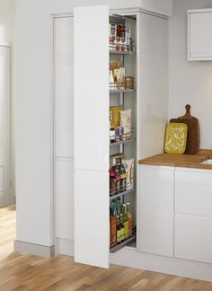 Premium Full-Height Pull-Out Larder