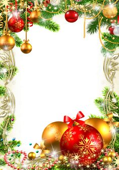 christmas transparent images | Christmas Frame Transparent Christmas Photo Frame Png