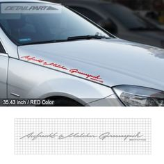 Detailpart-Car-Full-Name-Sticker-Decal-35-43-inch-for-Mercedes-Benz-AMG