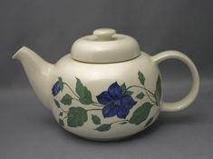 Arabia, teekannu, Tea for Two, Gunvor Olin-Grönqvist