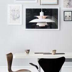 Louis Poulsen hanglamp PH 5 Classic door Poul Henningsen