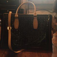 ARCADIA purse Large black purse hardly used Arcadia Bags Satchels
