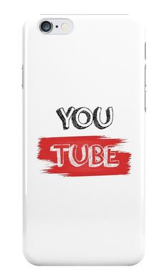 Our YouTube Phone Case is available online now for just £5.99.    Fan of YouTube? You'll LOVE our YouTube logo phone case.    Material: Plastic, Production Method: Printed, Authenticity: Unofficial, Weight: 28g, Thickness: 12mm, Colour Sides: White, Compatible With: iPhone 4/4s | iPhone 5/5s/SE | iPhone 5c | iPhone 6/6s | iPhone 7 | iPod 4th/5th Generation | Galaxy S4 | Galaxy S5 | Galaxy S6 | Galaxy S6 Edge | Galaxy S7 | Galaxy S7 Edge | Galaxy S8 | Galaxy S8+ | Galaxy J5, Features: Slim…