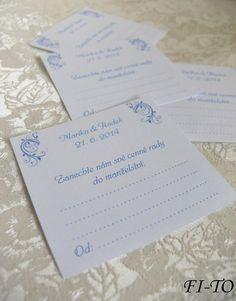 Kouzelné rady pro novomanžele...10ks / Zboží prodejce FI-TO | Fler.cz
