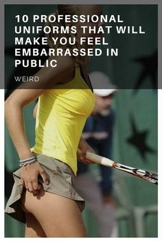 10 Professional Uniforms That Will Make You Feel Embarrassed In Public Weird News, Weird Facts, Try Guys, Funny Jokes, Hilarious, Retro Shorts, Daily Funny, Weird World, Edgy Memes