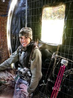 Nicole McClain Hunts Buffalo County