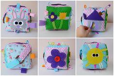 Sensory Block PDF Educational Toy  Montessori Toy PDF