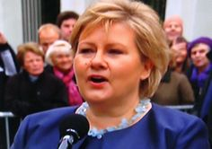 NORWAY: New right wing government is kicking out foreign criminals, most of them Muslims See what happens when you kick the leftists out of government and replace them with a real conservative. Erna Solberg, leader of Norway's Conservative Party, took office as new prime minister in October, and introduced a new cabinet that 'represents the entire country.'