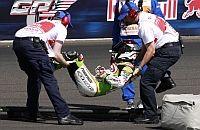 Barberá se rompe tres vértebras y no corre en Indy - MARCA.com