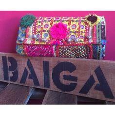 BELLA CLUTCH  #baigabags #bella #clutch #moda #india #yellow #hindu #style #sobre #nice #outfit #design #fashion