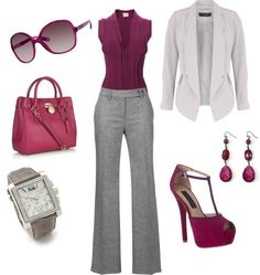 """Work Chic"" by kelloi21 ❤ liked on Polyvore"