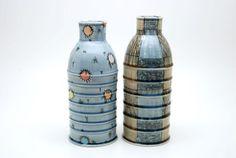 "Doug Peltzman, ""Bottle Vases"""