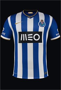 Porto Unveil New Nike Home & Away Kits
