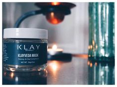 Detox your skin the KLAY way. Clay Masks, Cleanse, Detox, Layers, Fat, Skin Care, Natural, Healthy, Tableware