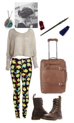 """""""Untitled #43"""" by rosewaltman ❤ liked on Polyvore featuring Forever 21, Dr. Martens and Brunello Cucinelli"""