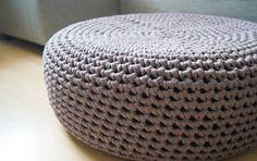 DIY Sitzhocker aus einem Autoreifen* - yellowgirl der DIY und lifestyle Blog