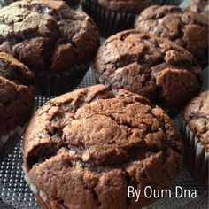 Muffin tout choco...comme au Mc Do