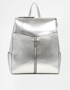 Изображение 1 из Строгий рюкзак New Look Crosshatch