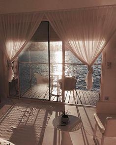 "elenavasilieva: ""room with a view. Côte d'Azur. """