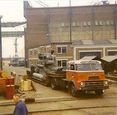 Lommerts ✔️ Train Truck, Road Train, Classic Trucks, Cars And Motorcycles, Transportation, Van, Vehicles, Trucks, Antique Cars
