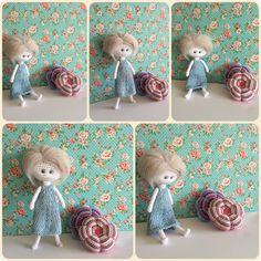 Amigurumi Retro doll Made by Kriziwizi@hotmail.com Http://Kriziwizi-com.webs.com