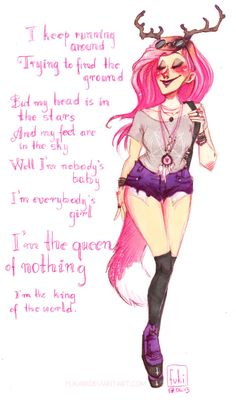 queen of nothing by Fukari.deviantart.com on @deviantART - some kind of pastelgoth @♡ a twisted mind ♡