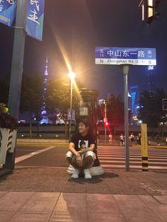 Luhan 鹿晗 Weibo update