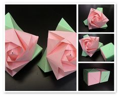 magic cube rose
