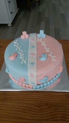 Jongen/meisje taart??