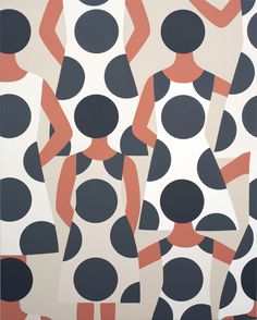 Us pattern, by Geoff McFetridge
