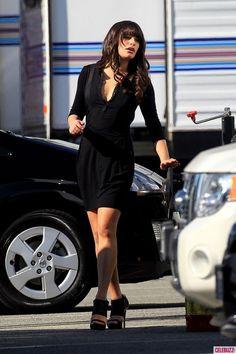 Lea Michele = Fashionista