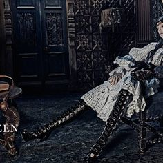 Alexander McQueen Fall Winter 2014 Campaign   SENATUS