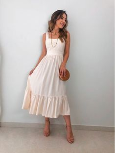 February 2020 - 49 Best Modest Summer Outfits Ideas That Look Cool Gorgeous 49 Be ., February 2020 - 49 Best Modest Summer Outfits Ideas That Look Cool Beautiful 49 Be . Wedding Gowns With Sleeves, Maxi Dress Wedding, Formal Dresses For Women, Casual Dresses, Sun Dresses Modest, Simple Dress Casual, Classy Dress, Casual Summer, Fashion Week