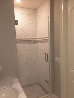 Frameless Shower Enclosure - Furnished & Installed by Rex Glass & Mirror Co. Frameless Shower Enclosures, Frameless Shower Doors, Glass Company, Bathtub, Mirror, Bathroom, Luxury, Modern, Standing Bath