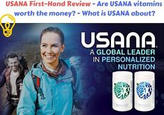 USANA Review 2019: are USANA vitamins worth the money? and what you need to know about the opportunity | Earn From Your Laptop Protein Supplements, Natural Supplements, Nutritional Supplements, Usana Vitamins, Make Money Online, How To Make Money, Cellular Level, Online Reviews, Opportunity