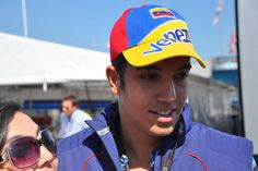 "Rodolfo ""Speedy"" González entusiasmado por arrancar en IndyCars Series"
