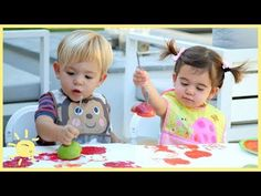 PLAY | 3 Fall Toddler Activities - YouTube