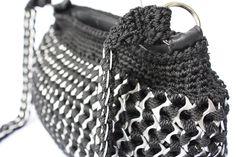 Eco Chic Shoulder Handbag Recycled Soda Tabs