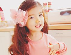 Lauren, what a beautiful child! (Hello Baby/Mblaq)