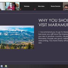 Visit Romania, Moldova, International School, King George, Mario, To Go