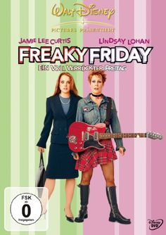 Freaky Friday Ein voll verrueckter Freitag * IMDb Rating: 6,1 (58.238) * 2003 USA * Darsteller: Jamie Lee Curtis, Lindsay Lohan, Mark Harmon,